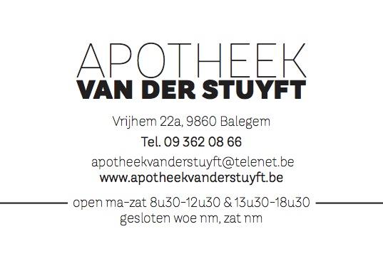 Apotheek Van Der Stuyft