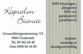 Kapsalon Bianca