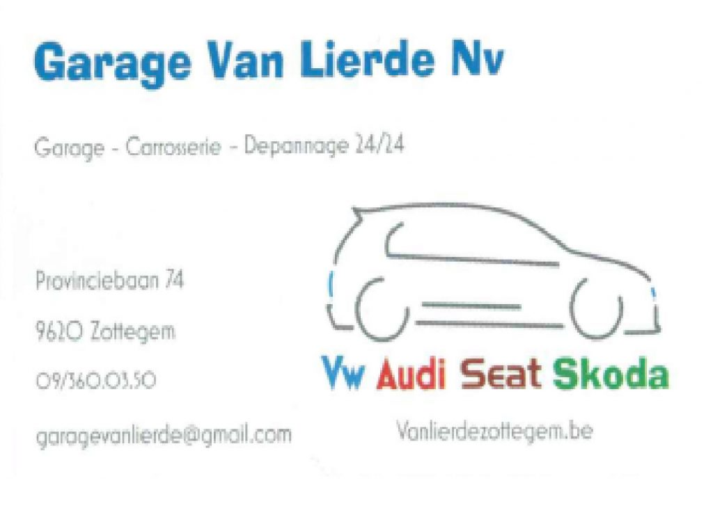 Garage Van Lierde NV